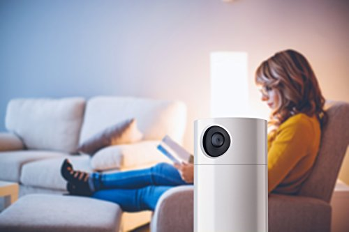 Toshiba TH-GW10 Symbio 6-in-1 Smart Home Solution and Security Camera with an Amazon Alexa Speaker built-in