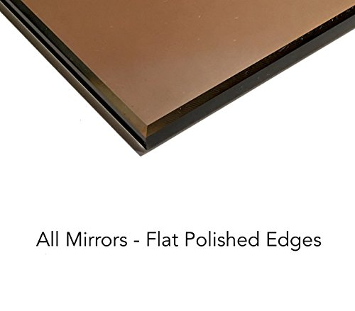 Two Way Glass Mirror –