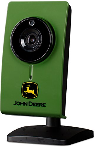 John Deere Indoor Wifi Surveillance Monitor for Property and Asset Management
