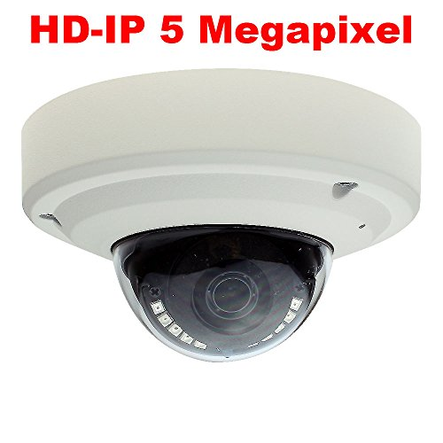 GW Security 9 Channel 4K NVR H.265 Onvif IP Security System with 4 HD IP PoE 5MP (1920P/1080P) Dome Security Camera