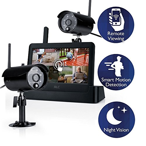 ALC AWS3266 7-Inch Connected Touch