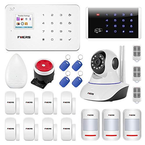 Fuers G183 Wireless Touch Keypad