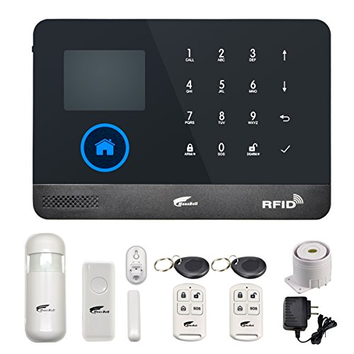 Hausbell Alarm Home Security System,3G