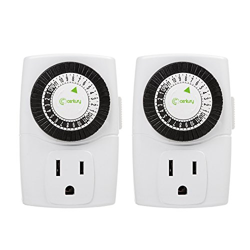 Century Indoor 24-Hour Mechanical Outlet