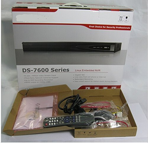 Hikvision DS-7616NI-I2/16P 16CH 16POE 12Mp