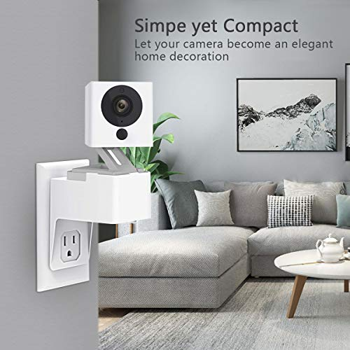 Wyze Cam Outlet Wall Mount,